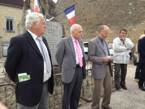 Etrabonne : inauguration d'un sentier d'interprétation