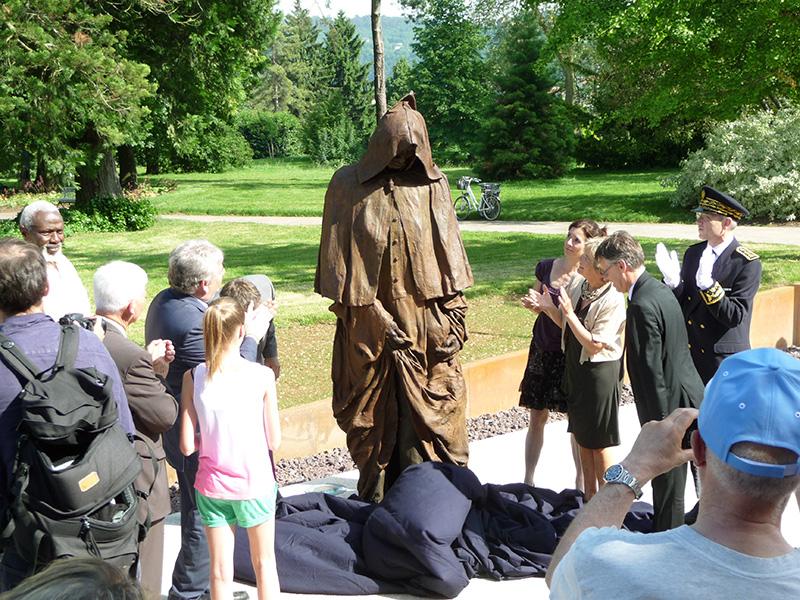 Inauguration Du Monument Aux Morts De Besançon - 18 Juin 2013