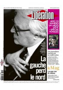 Libération - Samedi 8 et dimanche 9 juin 2013