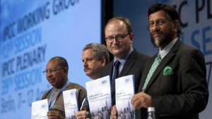 GIEC : rapport 2014