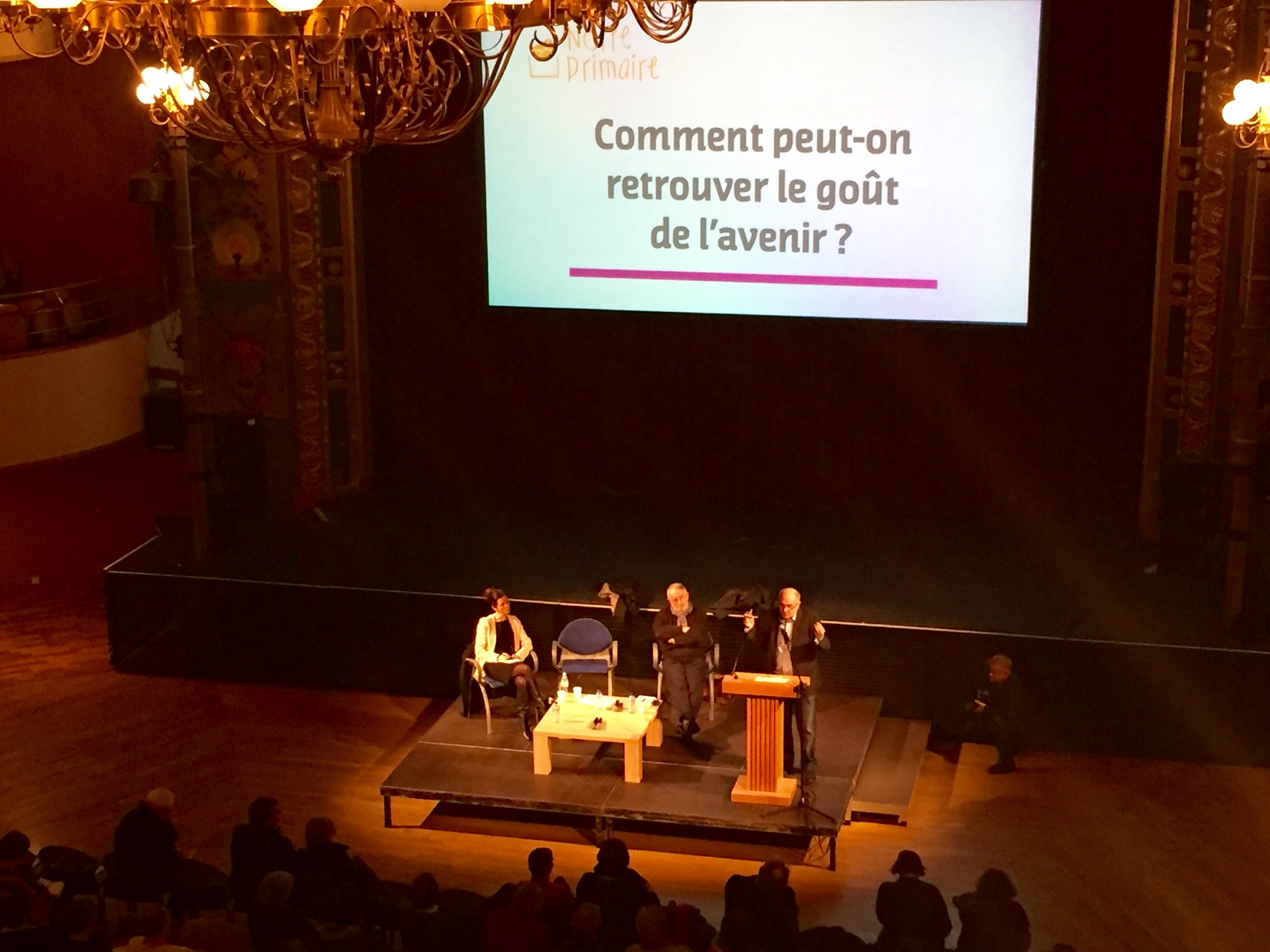 Conférence De Michel Wieviorka