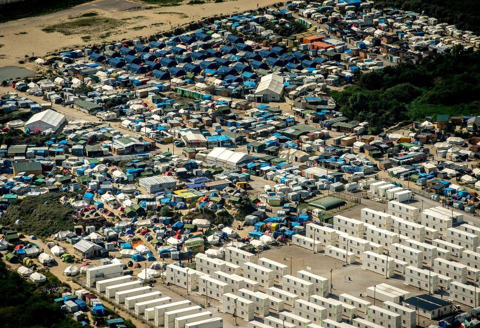 Calais, C'est La République !