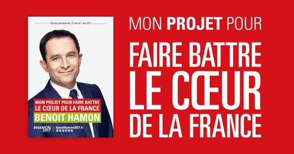 Découvrez Le Projet De Benoît Hamon