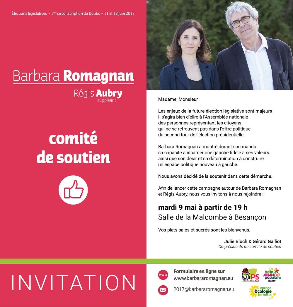 Comité De Soutien : Rendez-vous Le 9 Mai à La Malcombe