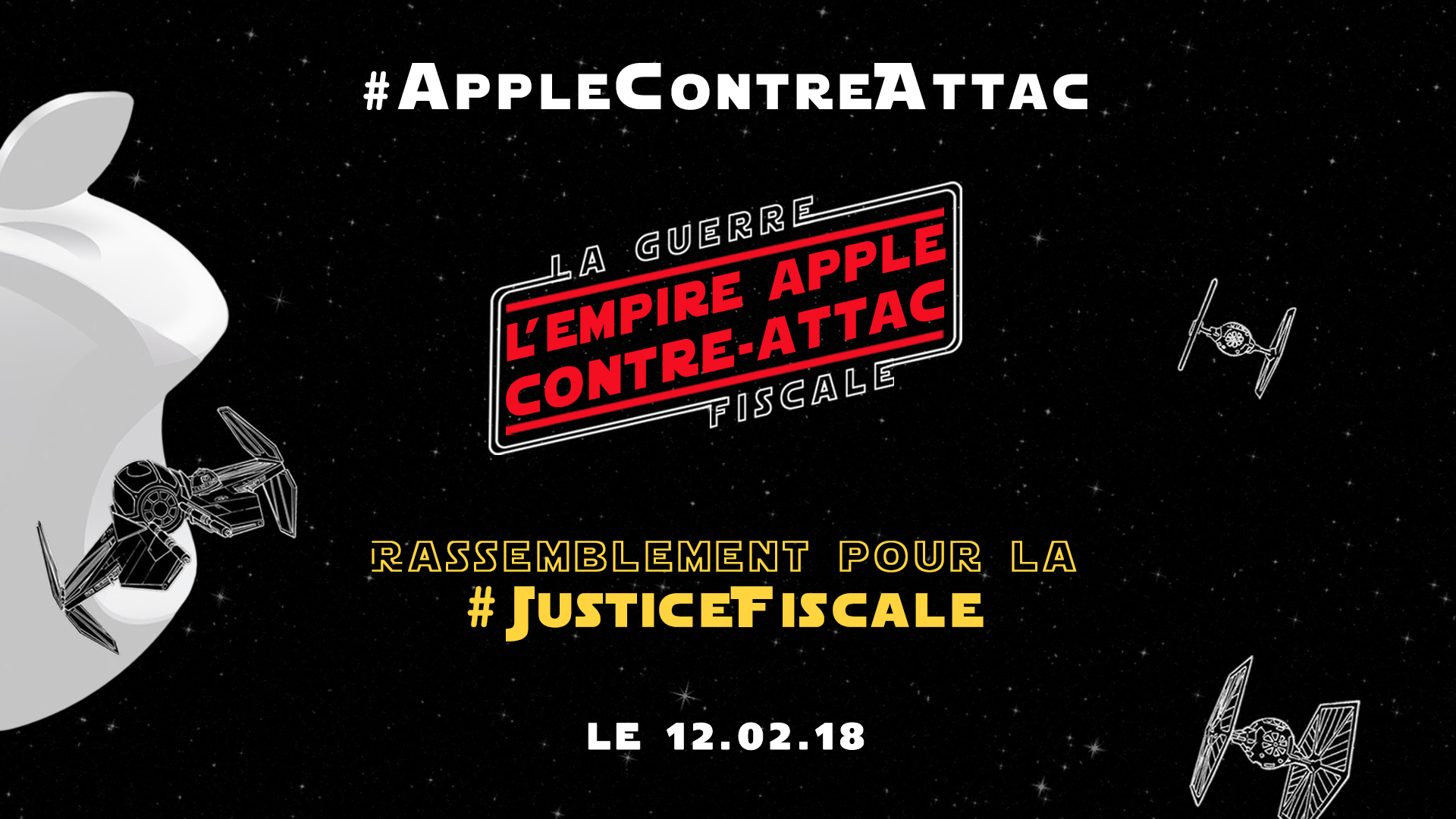 #AppleContreAttac, Soutenons Attac