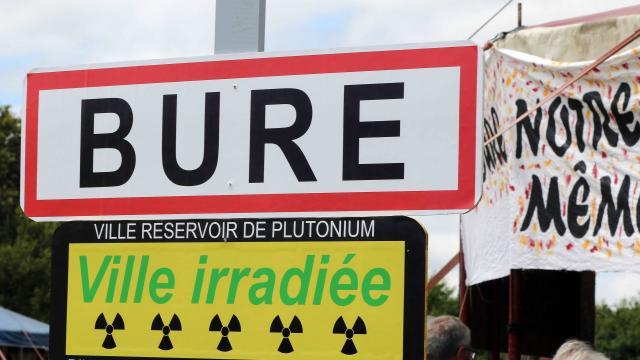 La Question Du Stockage Des Déchets Nucléaires